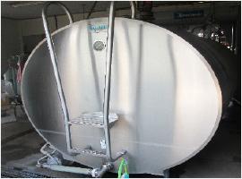 牛乳冷却関連機器